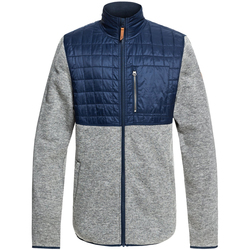 Quiksilver Into The Wild Technical Zip-Up Fleece Jacket - Men's