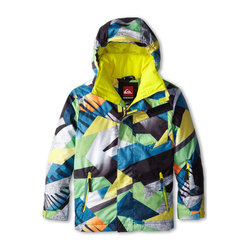 Quiksilver Printed Youth Jacket
