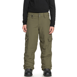 Quiksilver 8 - 16 Porter Snow Pants - Boy's