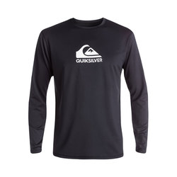 Quiksilver Solid Streak Long Sleeve Rashguard - Men's