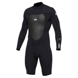 Quiksilver Syncro 2mm Long Sleeve Back Zip Springsuit