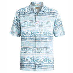 Quiksilver Pina Short Sleeve Shirt - Men's