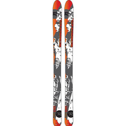Rossignol BC 110 Positrack Metal Edge Cross Country Ski - 2012
