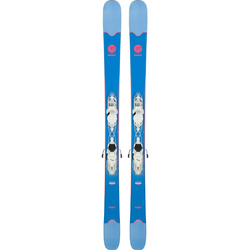 Rossignol Sassy 7 Skis with Xpress 10 Bindings - Women's 2019