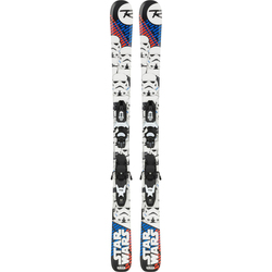 Rossignol Star Wars Skis W/Kid-X Bindings 2019