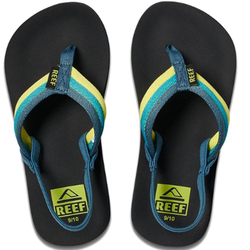 Reef Little Ahi Beach Sandals