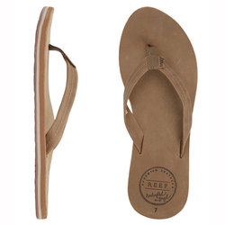 Reef Chill Leather Sandals - Womens