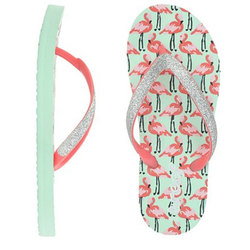 Reef Little Stargazer Prints Sandals - Girl's