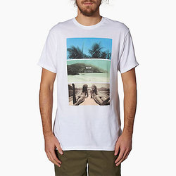 Reef Tropical Waters S/S Tee - Men's