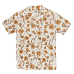 Rhythm 'Desert Flower' Short Sleeve Shirt