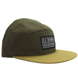Richardson 5 Panel Rec Logo Hat