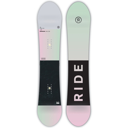 Ride Compact Snowboard - Women's 2019