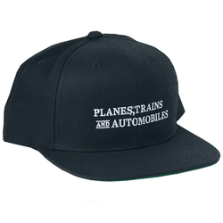 The Road Is Life Planes, Trains, And Automobiles Snapback Hat