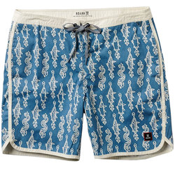 Roark Chiller Carve The Stone Boardshorts 17