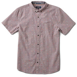 Roark Emblems Button Up Shirt - Men's