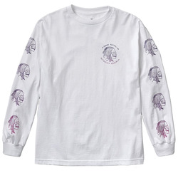Roark Hobo Nickel Long Sleeve Staple Tee