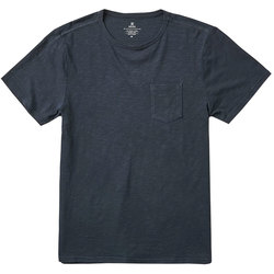 Roark Revival Well Worn Midnight Knit Pocket Tee Shirt - Men's