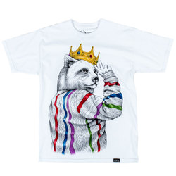 Rook Peace Big Tee Shirt