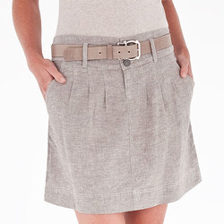 Royal Robbins Chambray Summertime Skirt - Womens