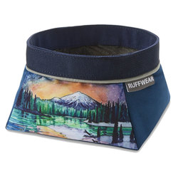 Ruffwear 'Artist Series Quencher Dog Bowl'