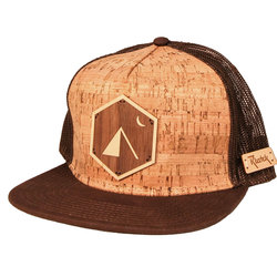 Rustek Camp Inlay Trucker Cap