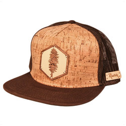 Rustek Doug Fir Inlay Trucker Cap
