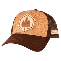 Rustek Uphill Designs x Rustek Inlay Trucker Cap
