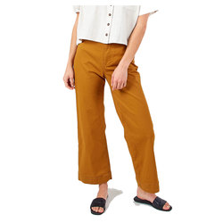 Rusty Heritage Flare Crop Pants - Women's