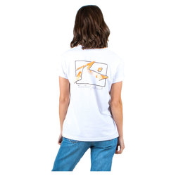 Rusty Redondo Short Sleeve Tee - Women's