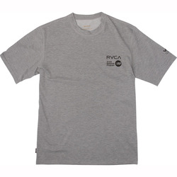 RVCA ANP Short Sleeve Surf Tee