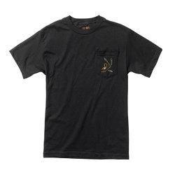 RVCA Archy Eagle Pocket T-Shirt