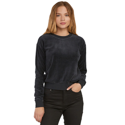 RVCA Babs Velour Fleece Sweater - Women's