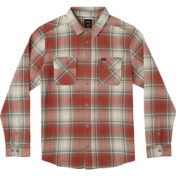 RVCA High Plains Plaid Flannel Shirt - Men's