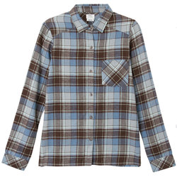RVCA Jig III Long Sleeve Shirt - Womens