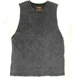 RVCA Label Boyfriend Tank Top