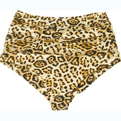 RVCA Lazy Leopard Cheeky Bottom - Women
