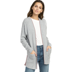 RVCA Lesson Knit Open Cardigan - Women's