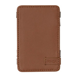 RVCA Magic Wallet Twill