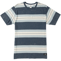 RVCA Campbell Brothers Oxnard Stripe T-Shirt