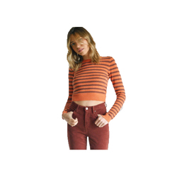 RVCA Camille Rowe | Paris Pointelle Sweater