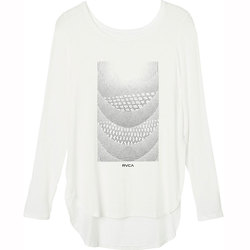 RVCA Pehrson Long Sleeve T-Shirt - Women's