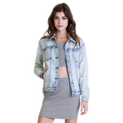 RVCA Road Worthy Denim Jacket - Women's