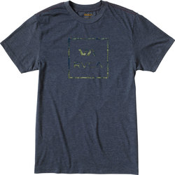 RVCA Shelton All The Way T-Shirt - Mens