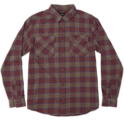 RVCA That'll Work Flannel L/S Shirt