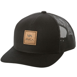 RVCA VA All The Way Curved Brim Trucker Hat