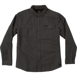 RVCA Victory Sherpa Button-Up Shirt - Men's