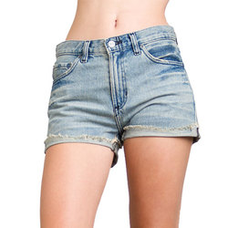 RVCA Wanderist Denim Shorts