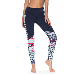 Roxy 1mm Pop Surf Scallop Surf Leggings