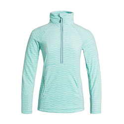 Roxy Cascade Printed Half-Zip Fleece Pullover - Women's