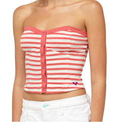 Roxy Early Star Tube Top - Womens